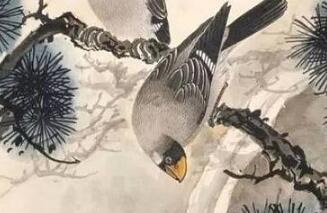 中国近代百位画家作品欣赏
