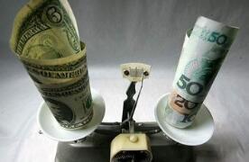 人民币兑美元中间价下调26个基点 人民币兑美元中间价报6.5821