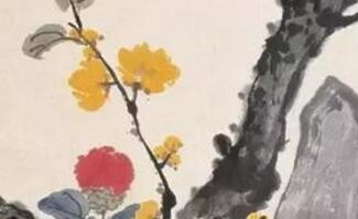 中国传统花鸟画口诀大全,必须收藏!