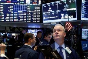 美股早报:美国科技股下跌  苹果周二下跌2.5%  比特币反弹