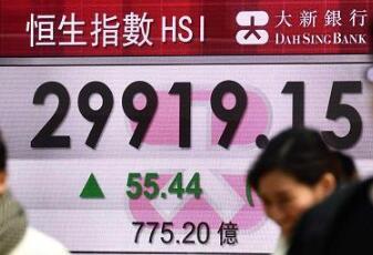 亚洲股市在2017年全年的表现盘点  一股率领港股涨幅领先