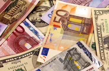 2017年货币市场走势排名:欧元最强、美元最弱
