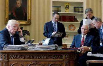 """美国最主要盟友澳大利亚向美方打特朗普的""""小报告"""""""