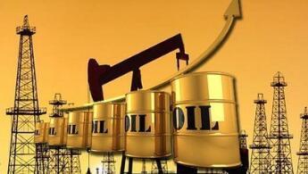 国际油价周二新年开盘价自2014年以来首次站上60美元