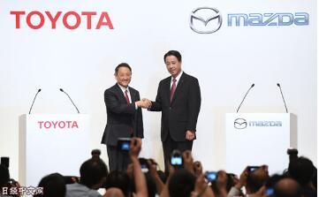 日本铃木、斯巴鲁、日野自动车、大发工业加入由丰田主导的纯电动汽车联盟