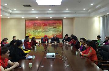 """中国民族服饰文化艺术委员会""""振兴民族服饰产业研讨会""""在宁夏举行"""