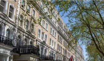 英镑汇率走低 伦敦房地产价格出现2009年以来的首次年度下降