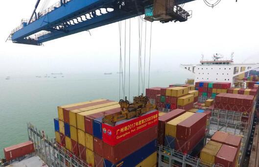韩国机构发布全球集装箱港口百强榜单:中国港口豪取20个席位