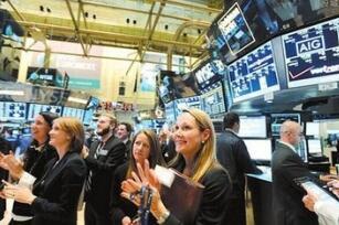 美股早报:标普500指数连续6天上涨 道指创新高