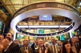 美国股市在财报季开始之前再创新高 并预期朝鲜紧张局势得到缓和