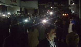 CES2018全球最大消费电子展遭遇停电