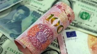 1月11日,人民币兑美元中间价调升60个基点 报6.5147