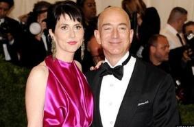"""亚马逊贝索斯夫妇捐赠3300万美元 为""""追梦者""""提供大学奖学金"""