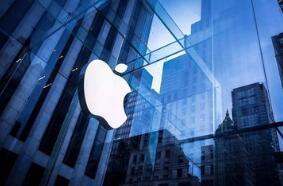 苹果公司市值周五回到了9000亿美元之上