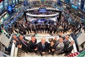 2018年首个交易周全球股票基金总共净流入资金244亿美元