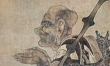 贯休和他的《十六罗汉图》超美欣赏