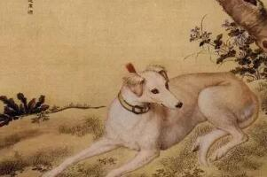 历代名家画狗:狗年兴旺,幸福吉祥!