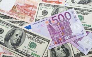 美元跌跌不休  全球储备货币欧元英镑日元人民币会取而代之吗?