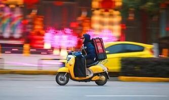 2017年中国在线外卖市场规模预计达到2046亿元  在线订餐用户规模达3亿人