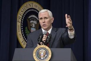 美国副总统彭斯:美国驻以色列大使馆将于明年迁往耶路撒冷