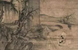 """古代书画家落款的""""小秘密""""  包含了作者整个的构思"""