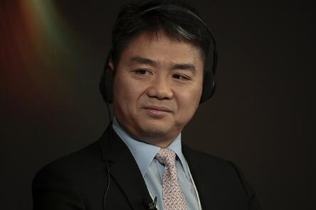 京东集团董事局主席兼CEO刘强东对话达沃斯