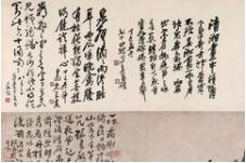 清代画家石涛的绝版山水画,百看不厌