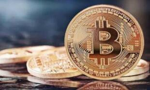 加密数字货币价格周一普遍下挫 比特币现货价格跌逾4%