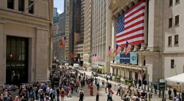 华尔街录得5个多月来最大两日跌幅  加剧了全球股市抛售