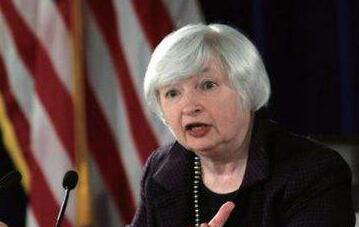 耶伦最后一次主持的政策会议 维持基准利率不变