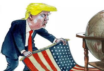 外媒:明年特朗普将干三件事 很可能颠覆世界贸易格局