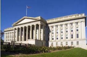 美国财政部:联邦政府2018财年预计将继续举债近万亿美元