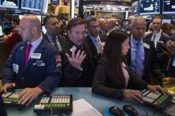 美国股市下跌 推动美国国债上涨