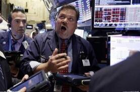 美股:美股再度崩盘 医疗保健银行类股科技股全线重挫