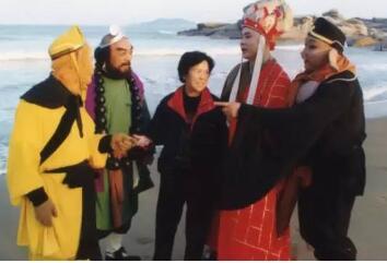 央视老版《西游记》电视剧罕见手稿!