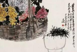 文人画最后的高峰——吴昌硕!