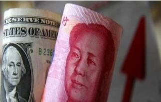 离岸人民币兑美元涨破6.28关口,报6.2797