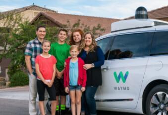 美国首家无人驾驶汽车商业性打车服务获得政府批准
