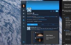 推特今天宣布将停止支持Twitter for Mac应用