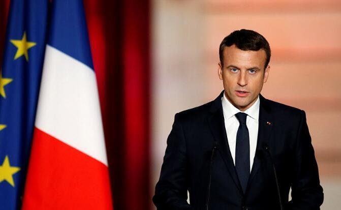 法国总统马克龙:阻止外国资本大量购买法国农业用地