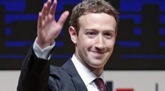 Facebook董事长马克·扎克伯格抛售公司股票,套现逾3亿美元