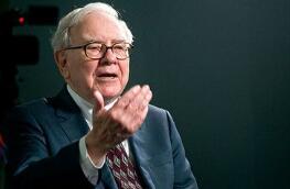 """""""股神""""巴菲特发布《巴菲特致股东的信》:许多基金经理收取佣金只是在浪费投资者的钱财"""