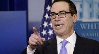 美国财长:我们不制定影响美元的政策,长期而言强势美元利好美国