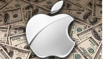 苹果盘中股价一度达到180.48美元,创下了历史新高
