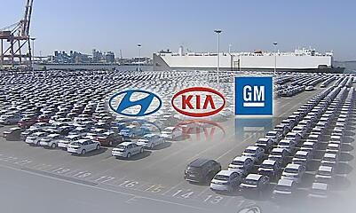 韩国整车行业2月业绩大幅下挫 五大整车厂商2月销量同比减幅在8%到22%之间