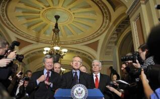 美国参议院本周料将通过金融法规的全面修订案