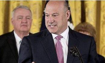 """路透社:白宫贸易顾问纳瓦罗将会是取代美国国家经济顾问科恩的""""首要人选"""""""