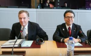 日本经济产业大臣强烈要求日本被排除在美国的钢铁和铝进口限制之外