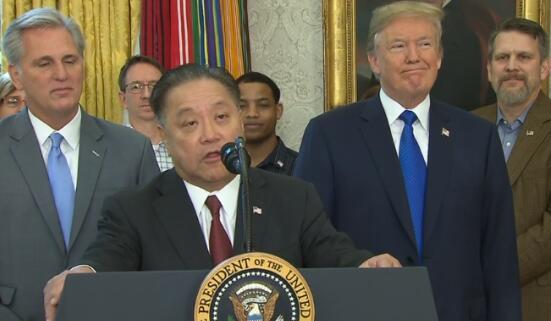 博通公司强烈不满特朗普决定:反对危及国家安全说法