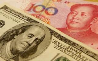 人民币兑美元中间价报6.3218,上一交易日中间价6.3333